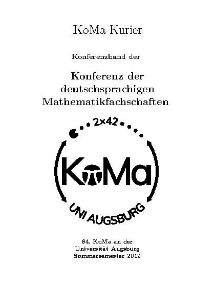 KoMa Kurier der 84. Koma in Augsburg